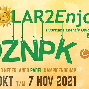 OZNPK 2021 – Open Zuid-Nederlands Padel Kampioenschap