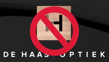 De Haas open gaat niet door