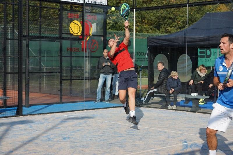 Padel spelen in Den Bosch